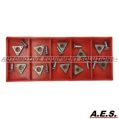- Ammco Negative Rake Carbide Brake Lathe Bits / Inserts 6914