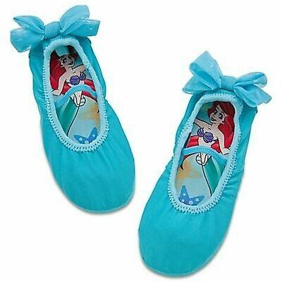 Disney Swim Shoes (Disney Princess Ariel Swim Shoes The Little Mermaid Pool Swimsuit Bathing)