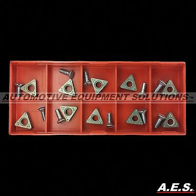 - Ammco Negative Rake Thick Carbide Brake Lathe Bits / Inserts
