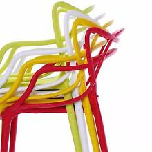 Clearance SALE -  Philippe Starck Style Masters Chair (set of 4) Zetland Inner Sydney Preview