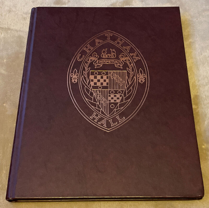 2004 Chatham Hall Chathamite Chatham, Virginia High School Yearbook