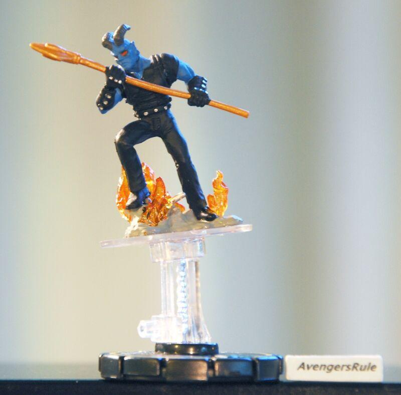 Collateral Damage Heroclix 043 Blue Devil Rookie DC