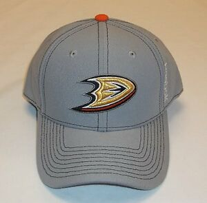Anaheim Ducks NHL Hockey Reebok Cap One Size Snapback Curved Visor  Eishockey