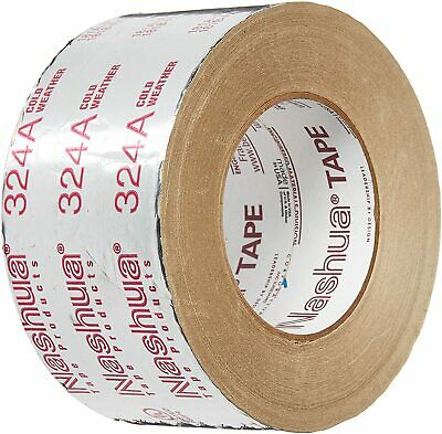 Nashua Premium Adhesives Aluminum Foil Tape 324a - 2.83 In X 60 Yd Cold Weather