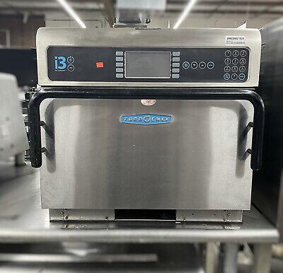 Used I3 Turbo Chef Microwaveimpingement Oven