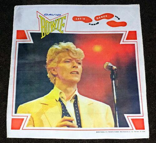 1983 DAVID BOWIE LET