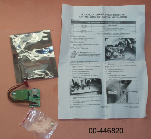 Hobart Hall Effect Switch Assy Kit for HLX & Quantum Scales 00-446820