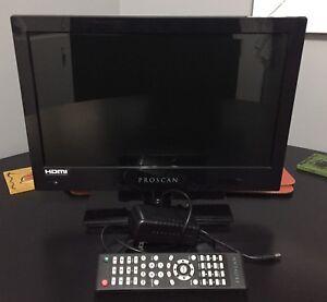 LCD TV/DVD PLAYER