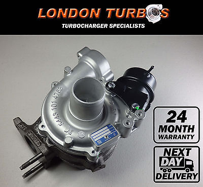 Renault / Nissan 1.6DCI 130HP-96KW 54389700000 / 1 / 7 / 17 Turbocharger Turbo