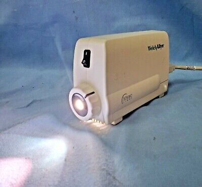 Welch Allyn Solarc Light Source 49501 W Power Cable Excellent Condition