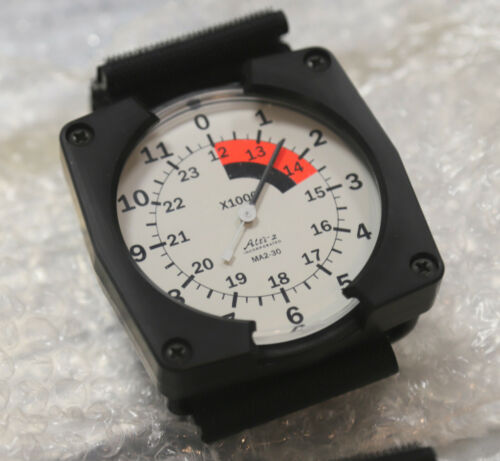 Brand new Alti-2 Altimeter (large face)