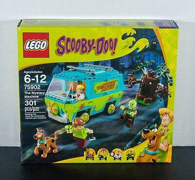 LEGO Scooby Doo MYSTERY MACHINE 75902 Fred Shaggy Zombie Spooky Tree SEALED New
