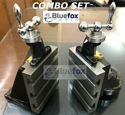 Combo Lathe Vertical Milling Slide Fixed Base Swivel Base 4 X 5 For Myford 7