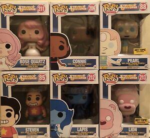 Steven Universe Funko Pops