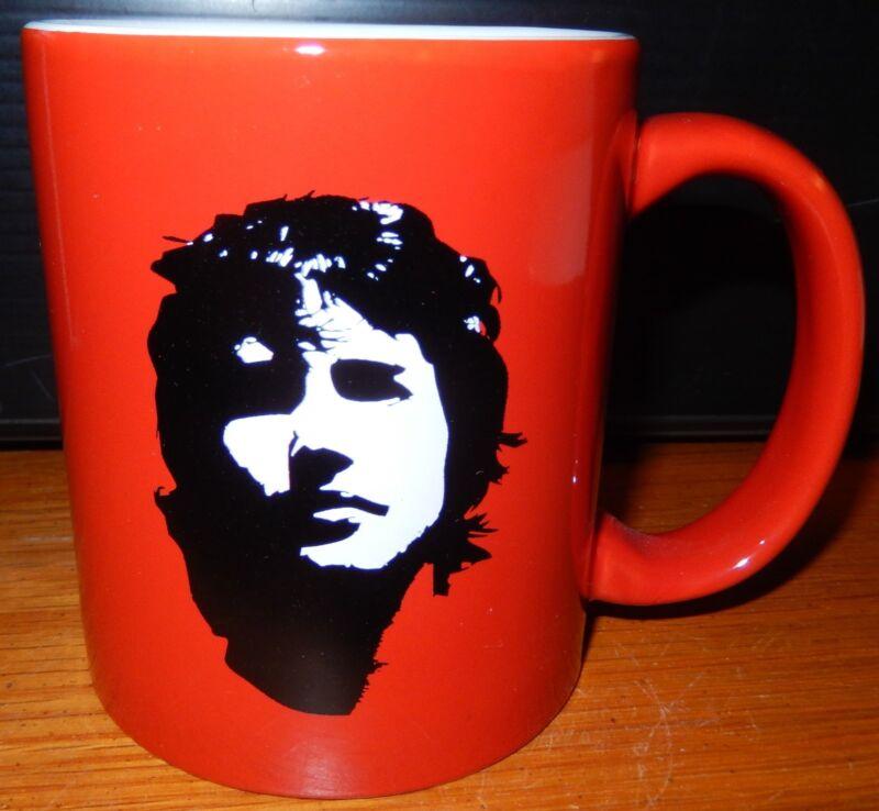 JAMES BLUNT - CONCERT TOUR SOUVENIR COFFEE CUP MUG RED UNUSED NEW