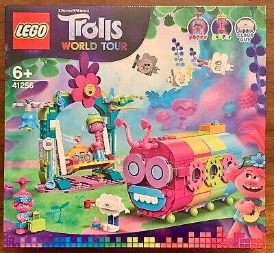 Lego 41256 - Trolls World Tour: Brucobus arcobaleno NUOVO SIGILLATO