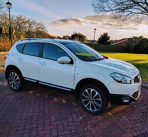 Immaculate Nissan Dualis Ti-L (2013) Greenwith Tea Tree Gully Area Preview