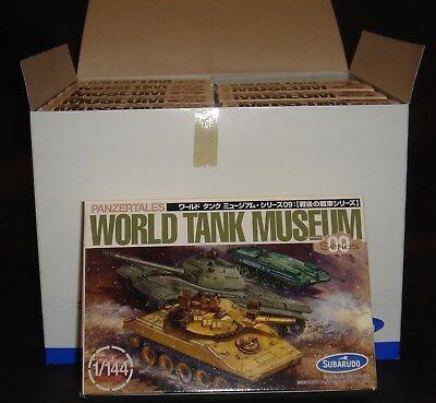 - Takara Subarudo Kaiyodo World Tank Museum 9 New 10 piece Blind Box Set Sealed