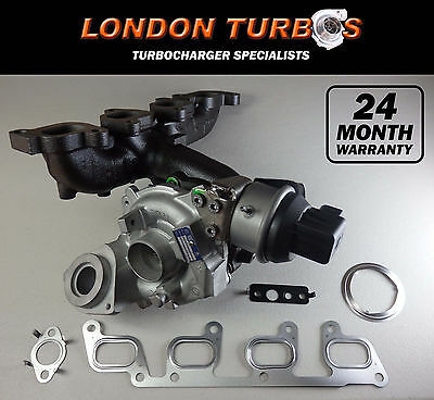 Audi VW Seat Skoda 2.0TDI 140HP-103KW 54409700002 / 7 / 21 Turbo + Gaskets