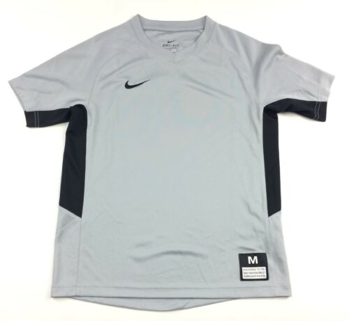 New Nike Dri-fit Short Sleeve Jersey Baseball Training Boy