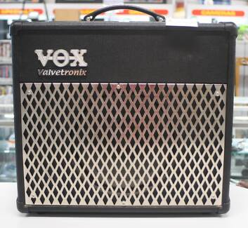 Vox Valvetronix Guitar Amplifier Nerang Gold Coast West Preview