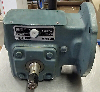 Dodge Tigear Q150B015M056K1 MR94744 P GD Gear Reducer 0.75HP New Surplus for sale  Shipping to India