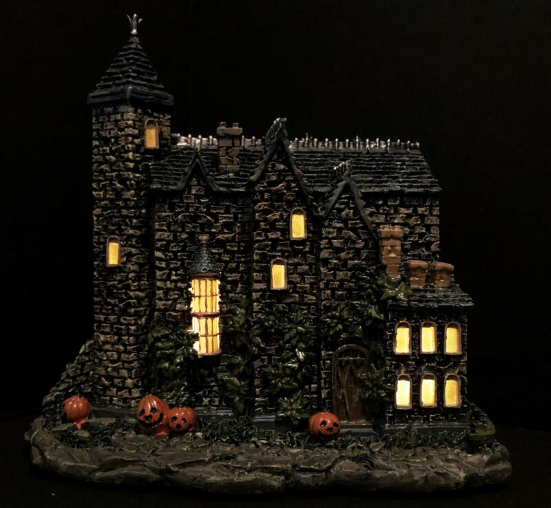Hawthorne Village Universal Monsters Bride Of Frankenstein