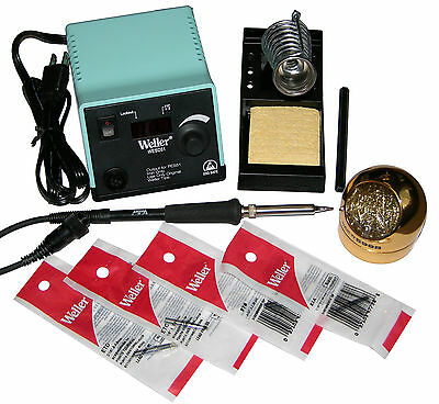 Weller Wesd51 Digital Soldering Station Wscrewdriver Tip Bundle 599b-02