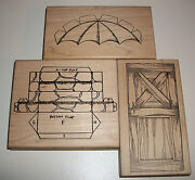 3D Rubber Stamp