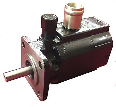 Log Splitter Pump2-speed 12gpm Up To 400 Psi Then Switches To 4gpm To 3000psi