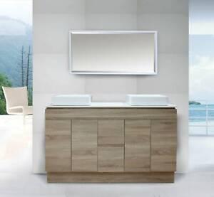 NEW ARRIVAL!!!!1500mm Grey Oak Vanity - CKO15