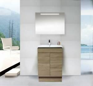NEW ARRIVAL!!!!!!OAK vanity - CK 60cm wide