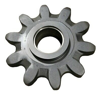 10 Tooth Idler Sprocket 140723 Ditch Witch Trenchers H313 H411 A615 H450