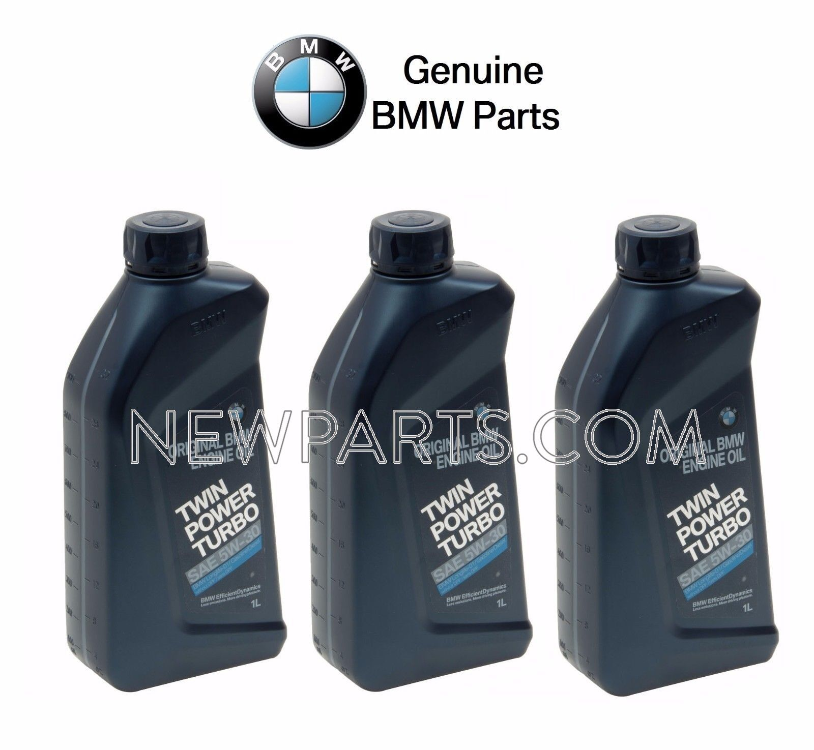 NEW BMW 5w-30 High Performance Fully Synthetic Engine Oil