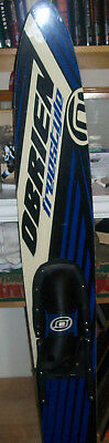 O'Brien Freestyle Full Size Water Ski WITH Adjustable Foot BINDING NICE for sale  Plant City