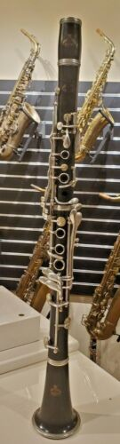 """The Pedler"" Wooden Clarinet Just Repadded"