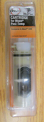 NEW DANCO POSI-TEMP #88675A TUB/SHOWER REPLACEMENT CARTRIDGE for MOEN (1222)