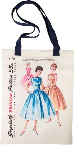 Simplicity Vintage Fashion 1950