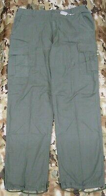 Vietnam Era Reproduction Six Pocket BDU Pants Large Regular NEW