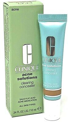 CLINIQUE acne solutions clearing concealer # - shade 03 - .34oz/10ml -New In Box