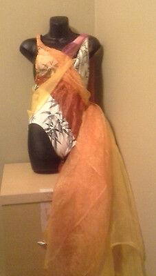 artig Zigeuner Meerjungfrau Tanz Fee Kostüm Bambus Anzug (Jungen Fee Kostüm)