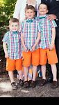 Three Boy's Closet
