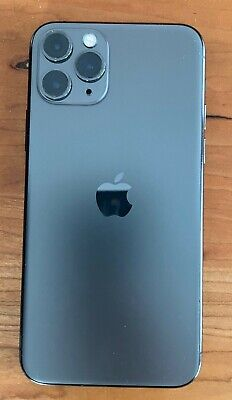 Apple iPhone 11 Pro - 256GB - Space Gray (Unlocked), AppleCare+