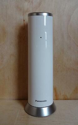 Panasonic KX-TGK220 Digital Cordless Telephone Answering Machine White Single UB