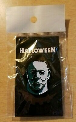 Halloween Original Michael Myers Enamel Pin Trick or Treat Studios