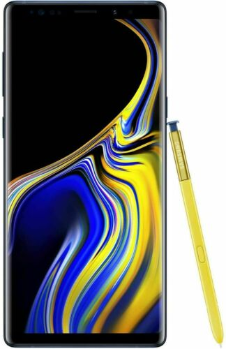Samsung Galaxy Note9 SM-N960U - 128GB - Ocean Blue (Unlocked)