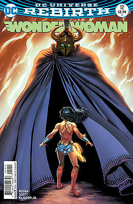 Wonder Woman #12 - First Print - Main Cover - New - DC Rebirth