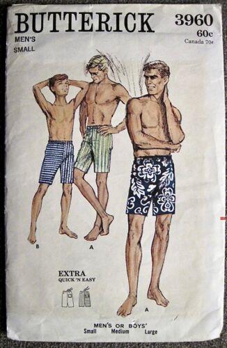 Vintage Butterick Men
