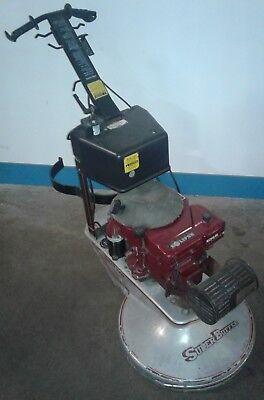 Pioneer Eclipse Super Buffer 2100 Lp Propane Kohler Engine 91.3 Hrs
