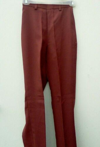 "Hobby Horse Western showmanship/show pants 24"" waist cinnamon brown, #550C USA"